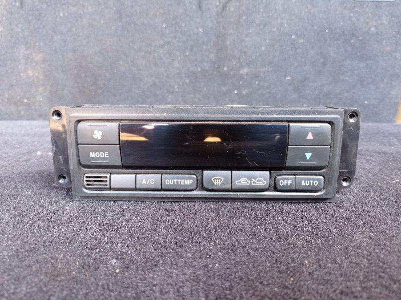 Блок управления климат-контролем Subaru Forester SF5 EJ201DX 05/2001 (б/у) 72311FC150