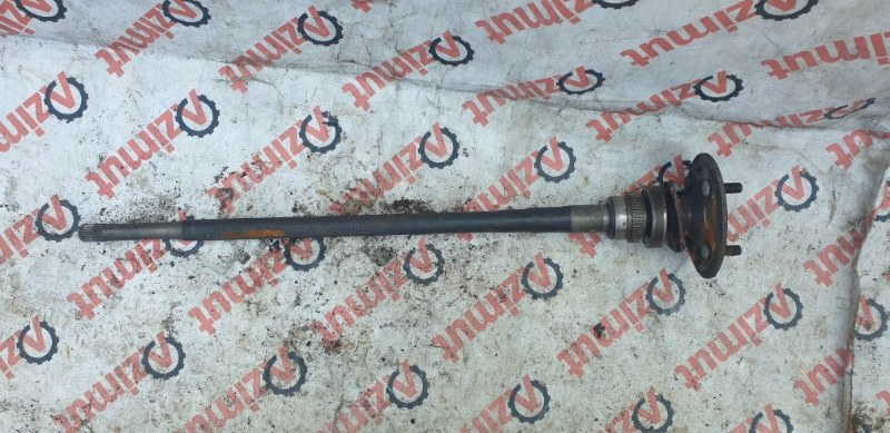Полуось Toyota Probox NCP55 1NZFE 04.2012 задний правый (б/у) 4231152010