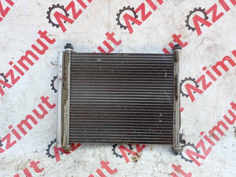 Радиатор кондиционера Suzuki Wagon R MH21S K6A 2005 (б/у)