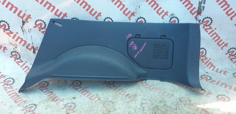 Обшивка багажника Toyota Succeed NLP51 1NDTV 11.2005 задняя правая (б/у)