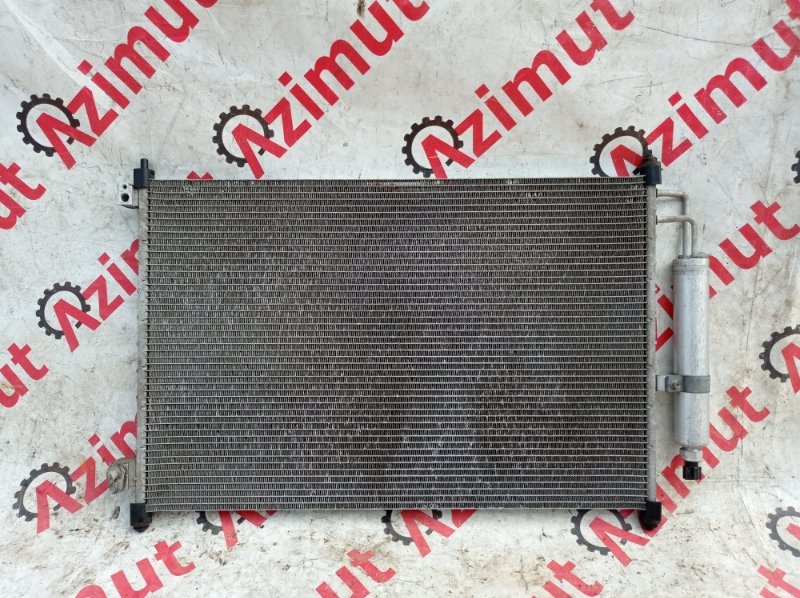 Радиатор кондиционера Nissan X-Trail NT31 MR20DE 01/2012 (б/у)