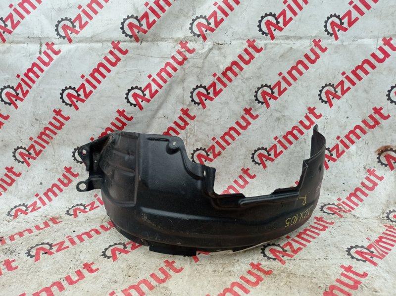 Подкрылок Toyota Mark Ii JZX105 1JZGE 2000 передний правый (б/у) 5387522070