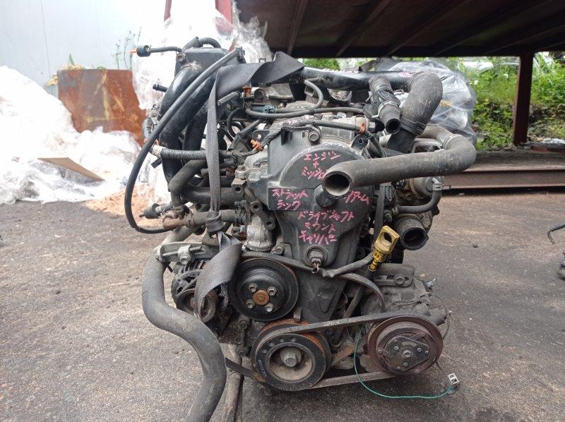 Двигатель Daihatsu Terios Kid J111G EFDEM 2004 (б/у) 8571247