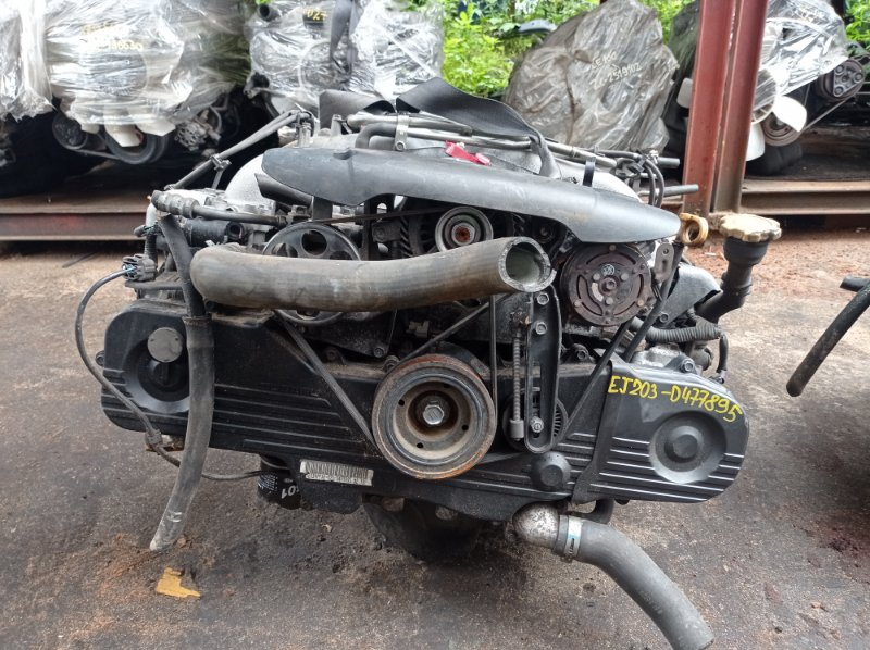 Двигатель Subaru Legacy BP5 EJ203HP 04/2008 (б/у) D477895