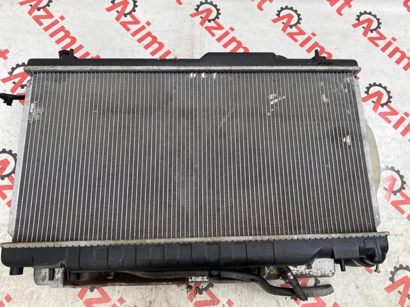 Радиатор основной Subaru Legacy BE5 EJ206DX 03/1999 (б/у)
