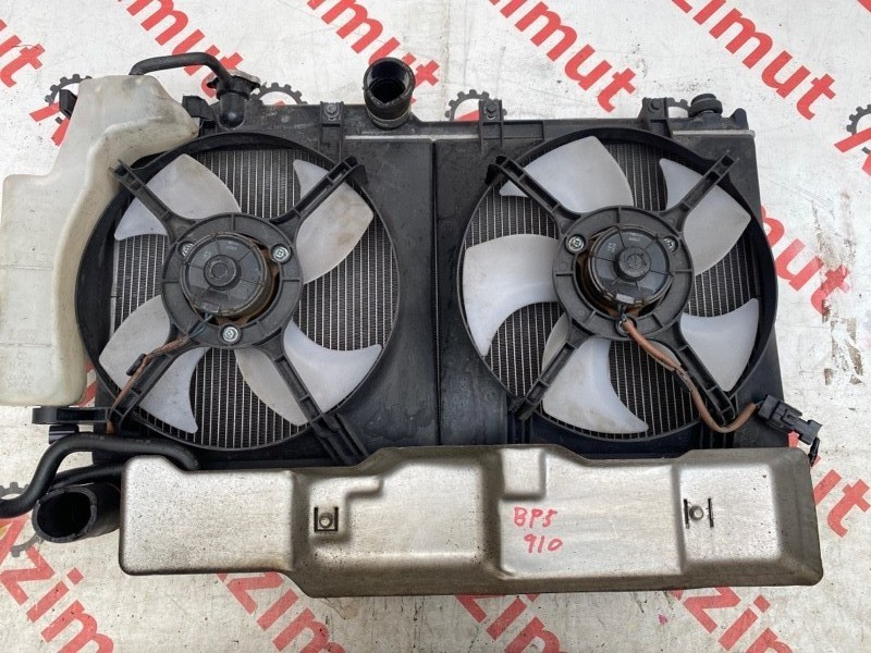 Радиатор основной Subaru Legacy BP5 EJ203HP 04/2008 (б/у)