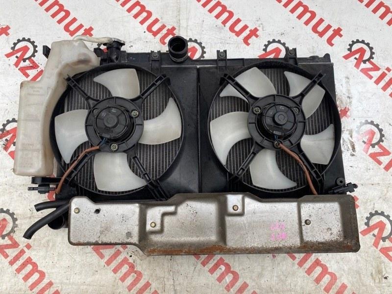 Радиатор основной Subaru Legacy BP5 EJ204DP 2005 (б/у)