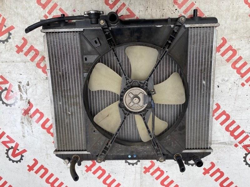 Радиатор основной Daihatsu Terios Kid J111G EFDEM 2000 (б/у)