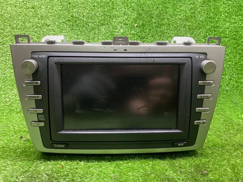 Монитор Mazda Atenza GH5FW L5-VE 2008 (б/у) 14799210
