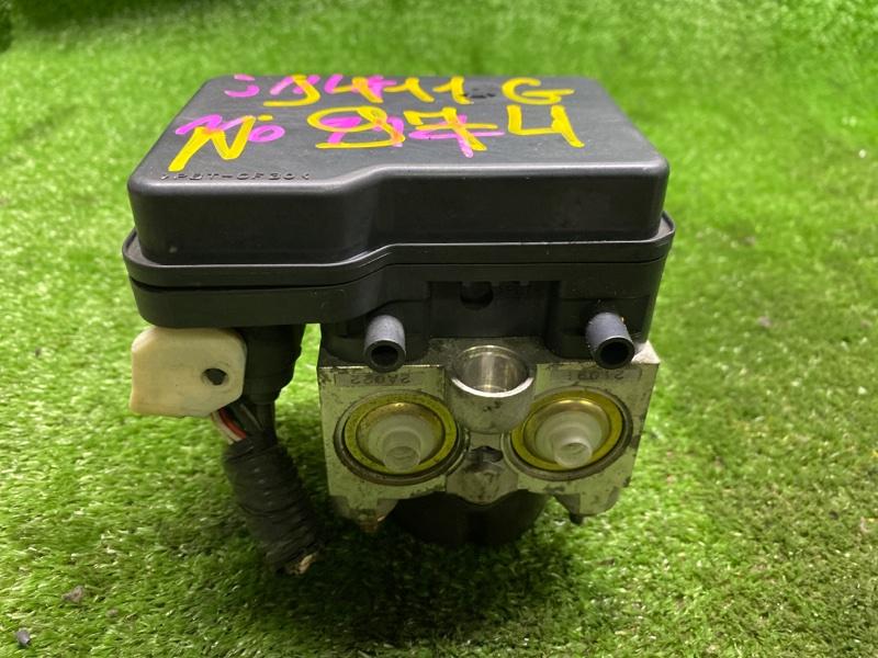Блок abs Daihatsu Terios Kid J111G EFDEM 2002 (б/у) 4451087404