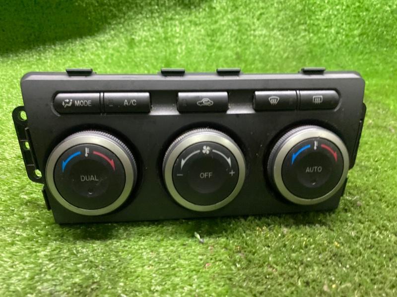 Блок управления климат-контролем Mazda Atenza GH5FW L5-VE 2008 (б/у) T1005817Z