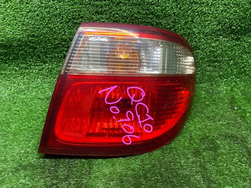 Стоп-сигнал Nissan Bluebird Sylphy QG10 QG18DE 05/2001 задний правый (б/у) 4880
