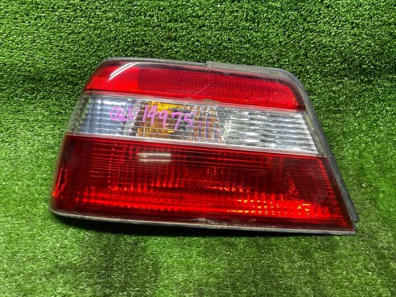 Стоп-сигнал Nissan Bluebird QU14 QG18DE 02/2000 задний левый (б/у) 4820