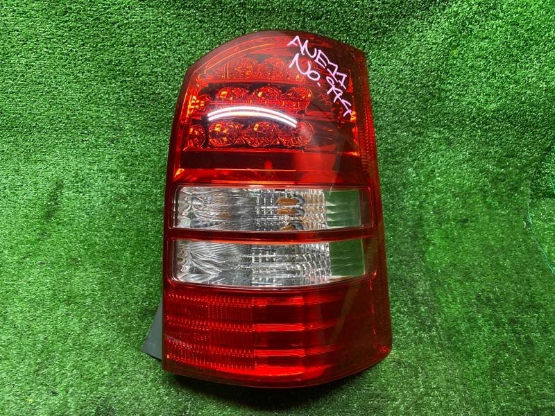 Стоп-сигнал Toyota Wish ANE11 1AZFSE 01.2005 задний правый (б/у) 683