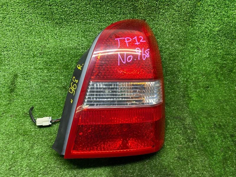 Стоп-сигнал Nissan Primera TP12 QR20DE 03/2001 задний правый (б/у) 4911