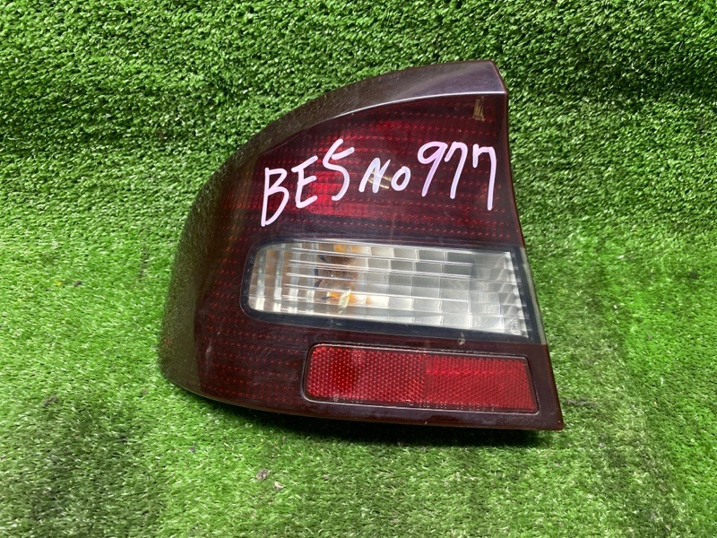 Стоп-сигнал Subaru Legacy BE5 EJ206DX 03/1999 задний левый (б/у) 935709