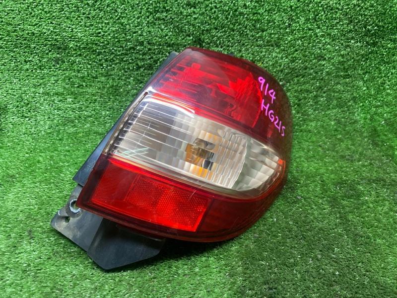 Стоп-сигнал Suzuki Cervo HG21S K6A 10.2007 задний правый (б/у) 3560366K0