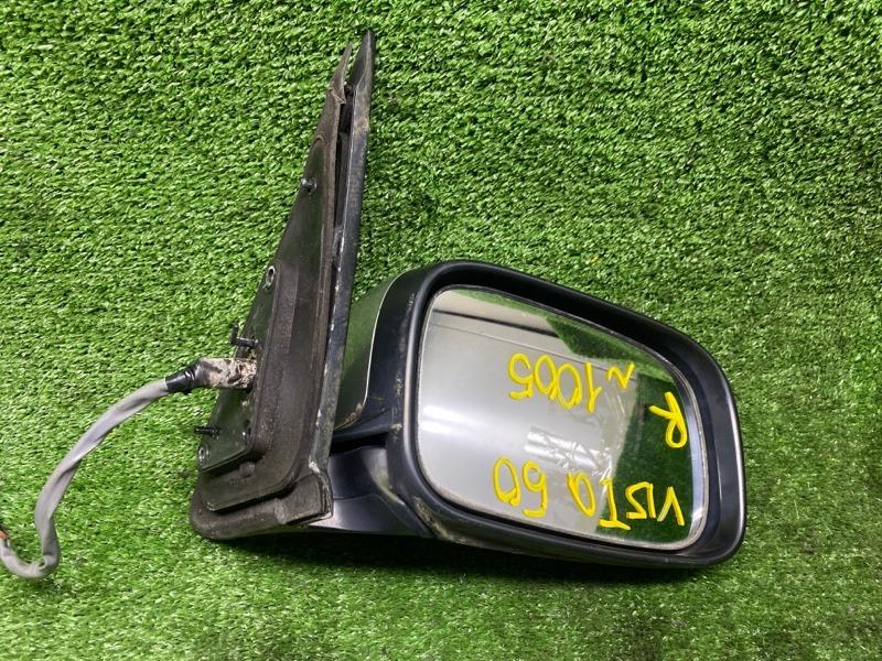 Зеркало Toyota Vista ZZV50 1ZZFE 08.2002 правое (б/у)