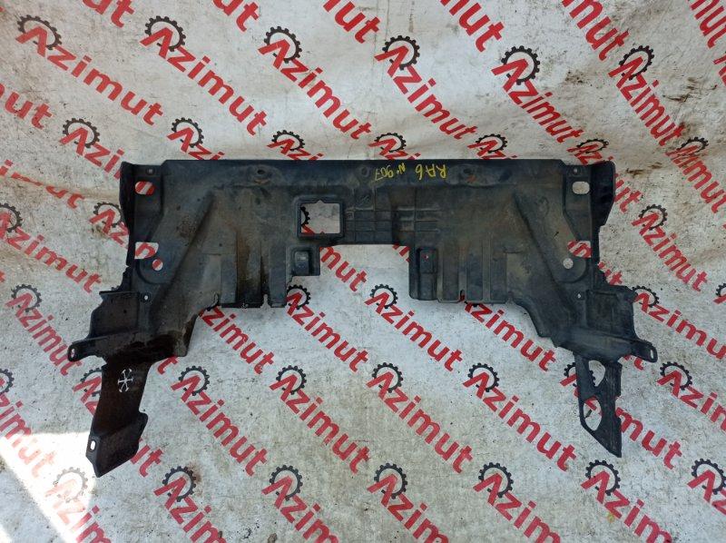 Защита двигателя Honda Odyssey RA6 F23A 2001 передняя (б/у) 74111S3N0000