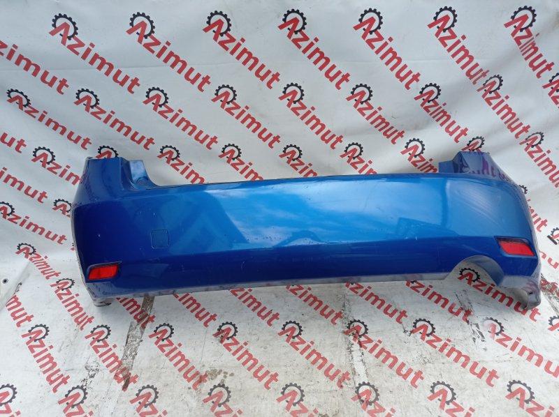 Бампер Subaru Impreza GH2 EL154JP 07/2008 задний (б/у)
