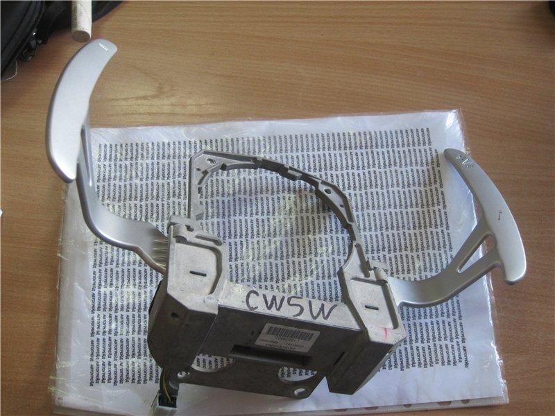 Лепестки переключения передач Mitsubishi Outlander CW5W