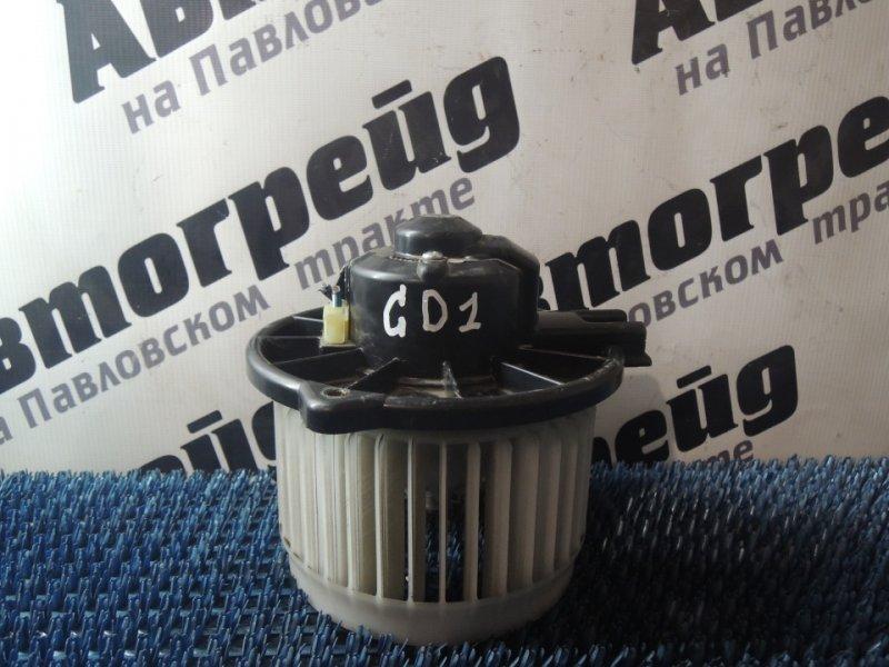 Мотор печки Honda Fit GD1