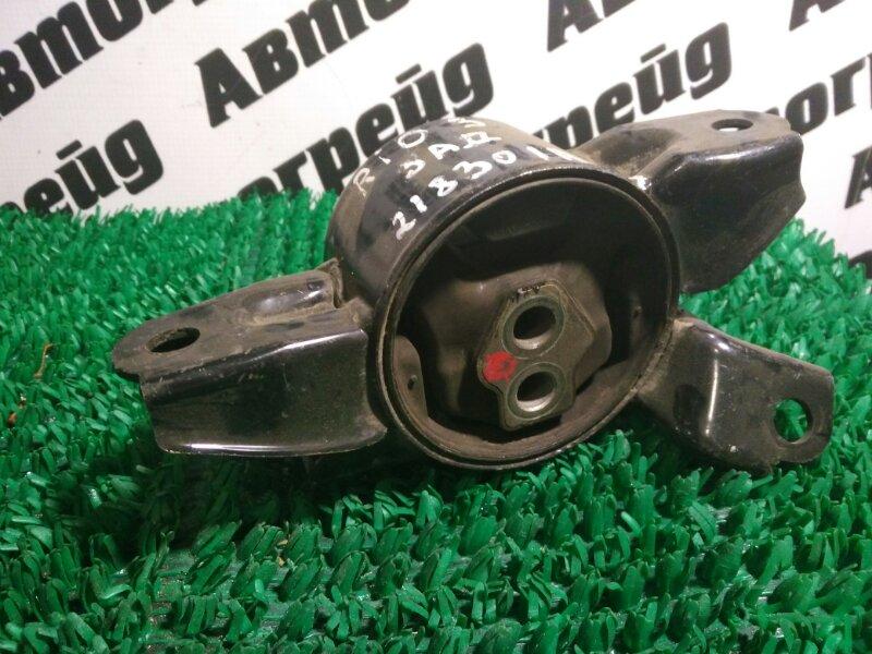 Подушка двигателя Kia Rio 3 задняя