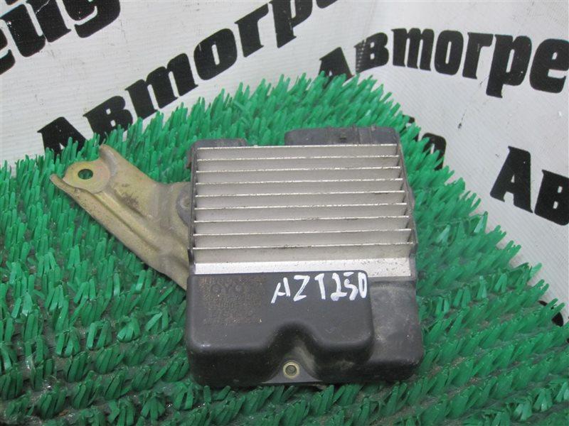 Блок управления форсунками Toyota Avensis AZT250 1AZ-FSE 2003.07