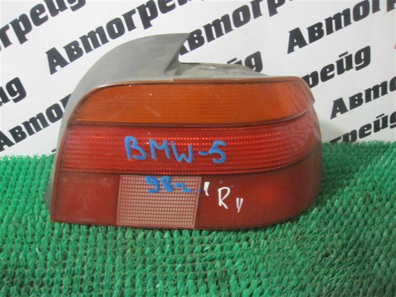 Фонарь Bmw 5-Series E39 правый