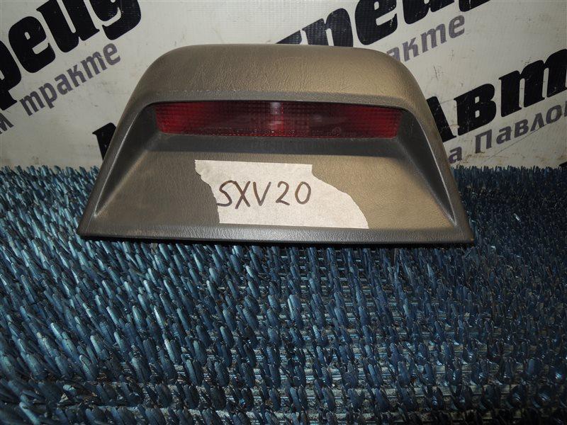 Стоп-сигнал в салоне Toyota Camry Gracia SXV20 5S 2000.06