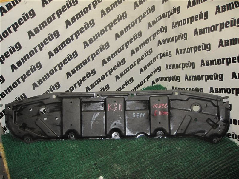 Защита под бампер Nissan Bluebird Sylphy KG11 передняя