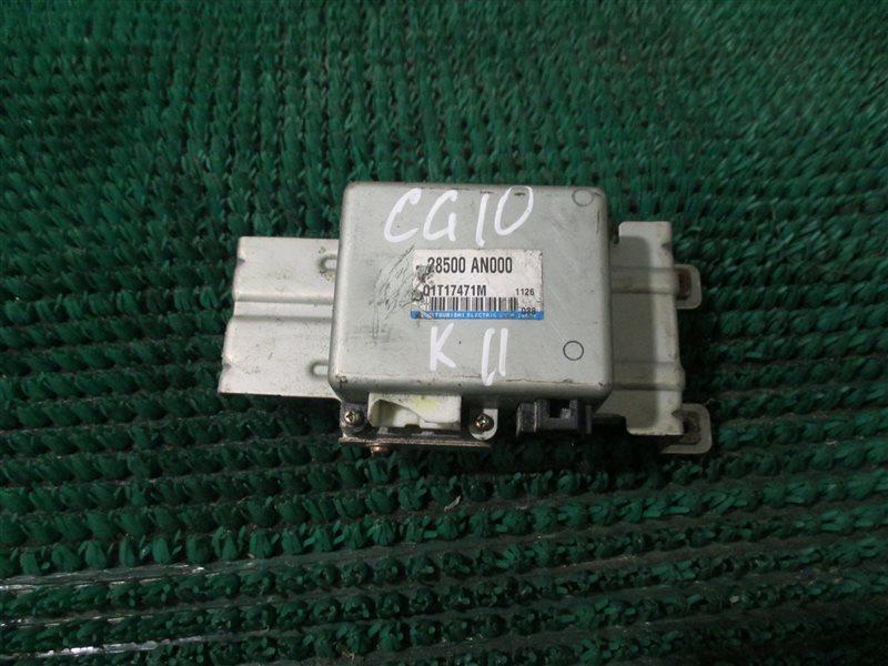 Блок управления рулевой колонкой Nissan March K11 CG10