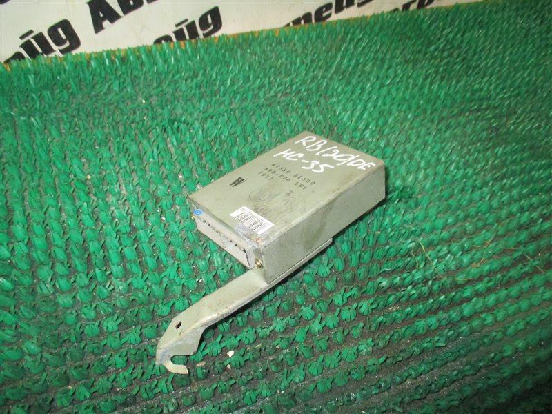 Блок управления abs Nissan Laurel HC35 RB20DE