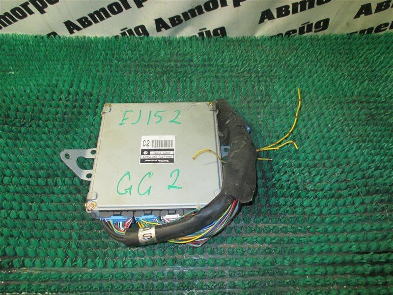Блок управления двс Subaru Impreza GG2 EJ152 24.08.2004