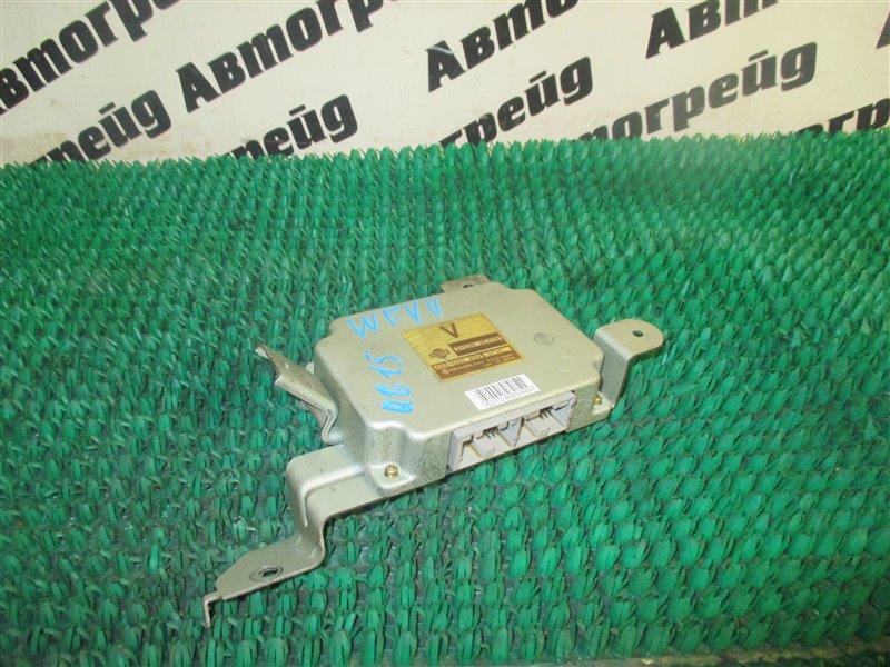 Блок управления акпп Nissan Wingroad WFY11 QG15-DE