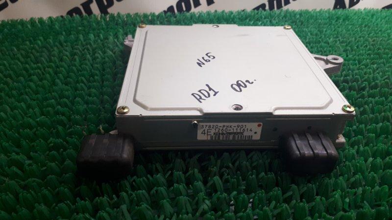 Блок управления двс Honda Cr-V RD1 B20B 2000