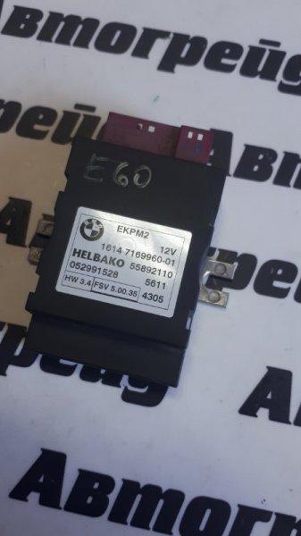 Блок управления топливным насосом Bmw 5-Series E60 N52B25