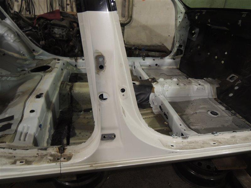 Стойка кузова Toyota Camry Gracia SXV20 5S 1997 правая