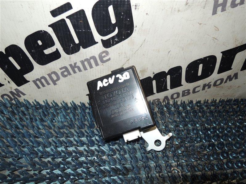 Блок управления дверьми Toyota Camry ACV30 2AZ-FE 2004