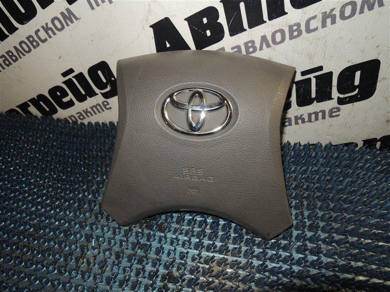 Подушка безопасности Toyota Camry ACV40 2AZ 2006.02