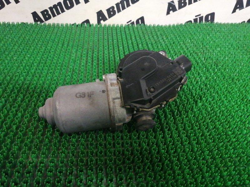 Мотор стеклоочистителя Mazda Atenza GG3S L3VE 14.11.2006