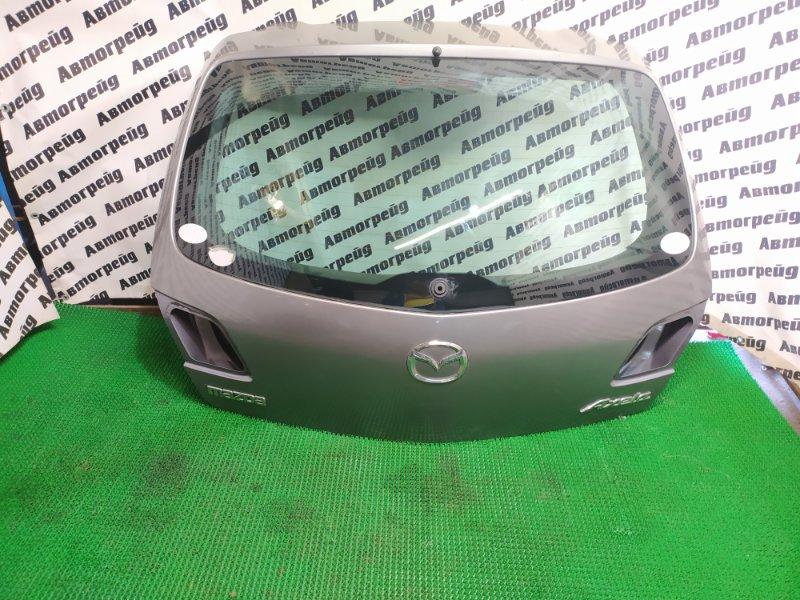 Дверь багажника Mazda Axela BK3P