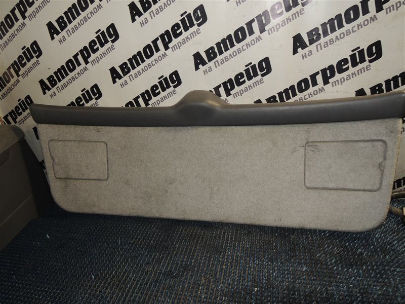 Обшивка крышки багажника Toyota Camry Gracia SXV20 5S 1997.01