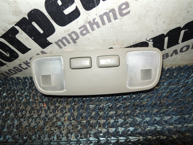Плафон Toyota Camry Gracia SXV20 5S 1997.01