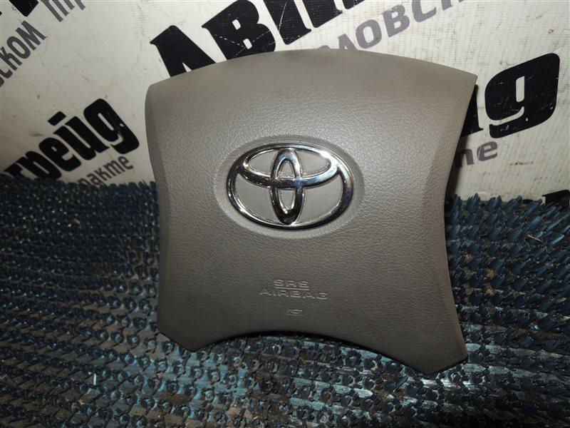 Подушка безопасности Toyota Camry ACV40 2AZ 2007.11