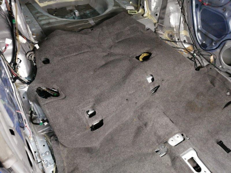 Ковер пола Toyota Corolla Spacio AE111 4A-FE 1997