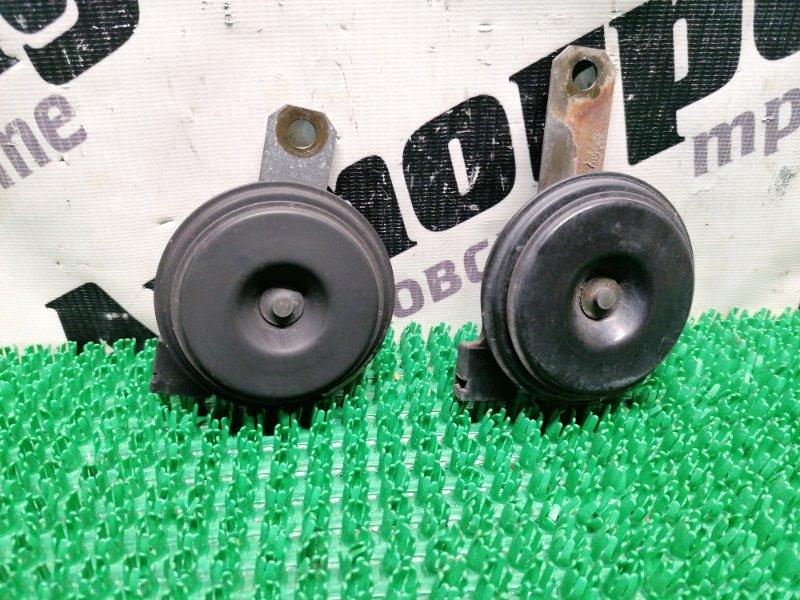 Звуковой сигнал Toyota Toyota Mark Ii Qualis MCV21 2MZ 2001.06