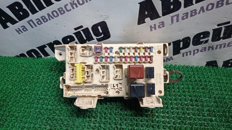 Блок предохранителей салонный Toyota Ipsum ACM21 2AZ 2003