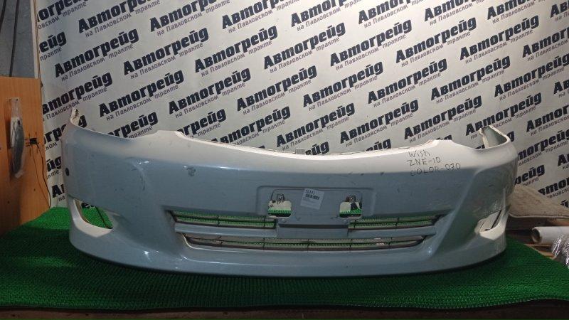Бампер Toyota Wish ZNE10 передний