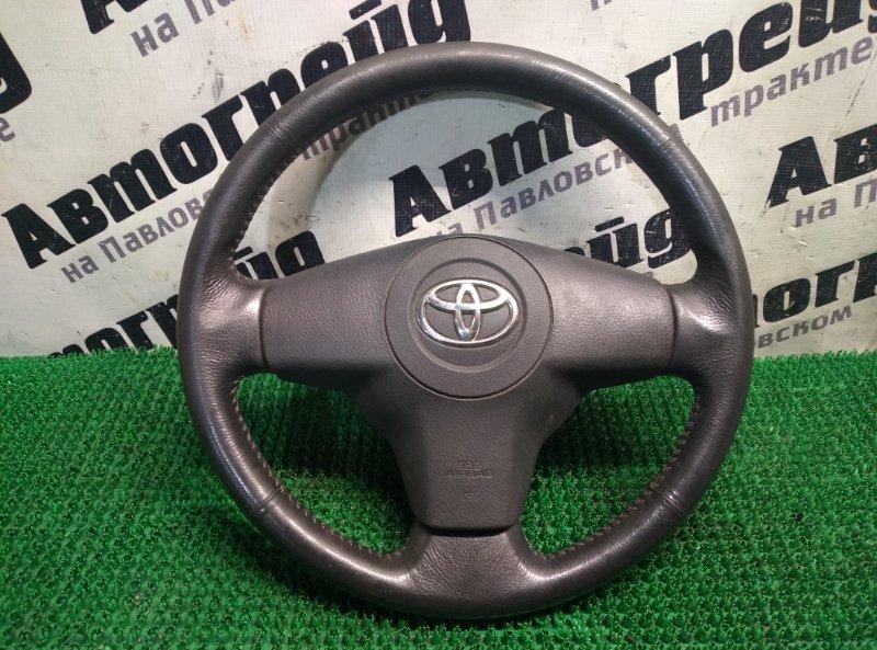 Руль с подушкой безопастности Toyota Rav4 ACA31 2AZ-FE 2006